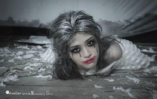 憂鬱女孩1