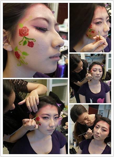 玫瑰精靈-花絮