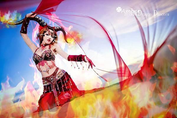 焰龍舞姬2