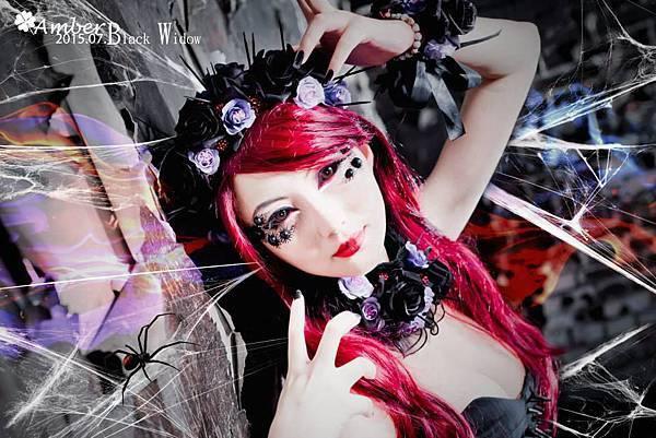 女郎蜘蛛-3