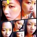 金魚少女-試妝