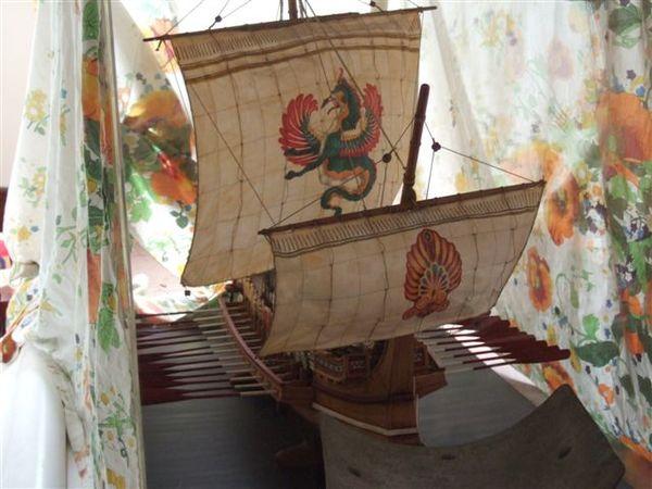 希臘排槳船