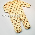 Paul Frank Bodysuit Yellow