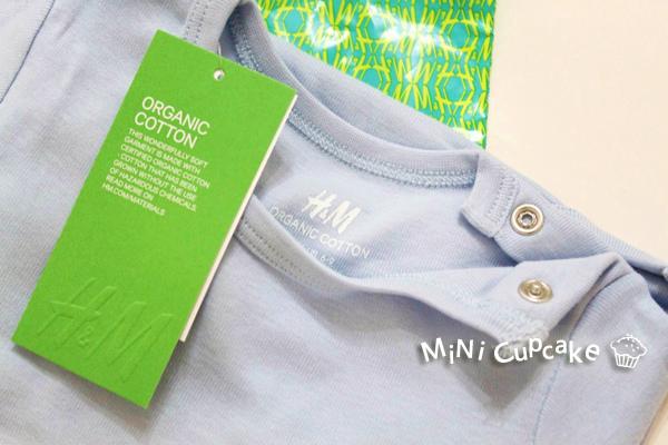 H&M 有機棉商標