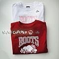 Roots Canada 經典款短袖上衣