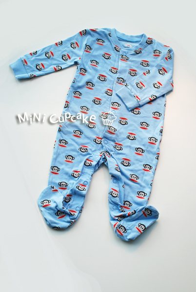 Paul Frank Bodysuit Blue