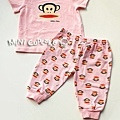 Paul Frank 2 pcs set Pink 6M