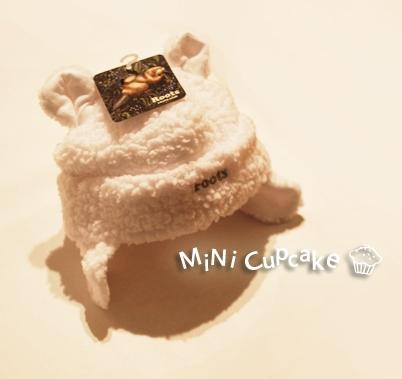 Roots Canada 小棉羊Q帽 xs-s & s-m 兩種尺寸各兩件 *s-m已售出*