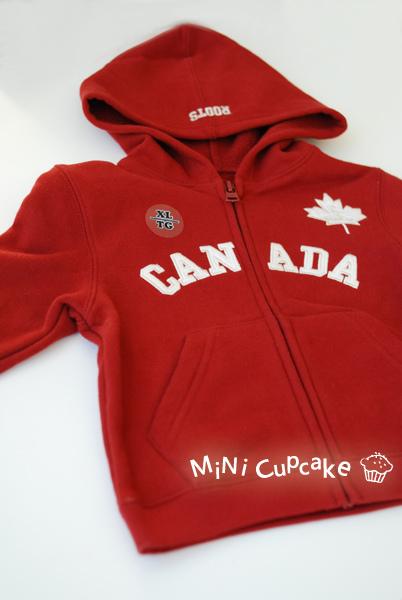 Roots Canada 限量款連帽外套 (XL) 18~24M $1360