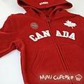 Roots Canada 限量款連帽外套 (XL) 18~24M $1360 *已售出*