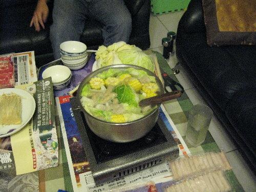 滿滿的一鍋~