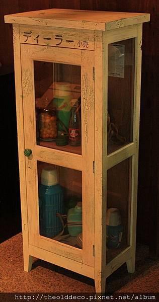 小賣4尺展示櫃