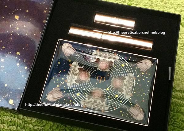 肌膚之鑰星幻旅程彩妝盤3