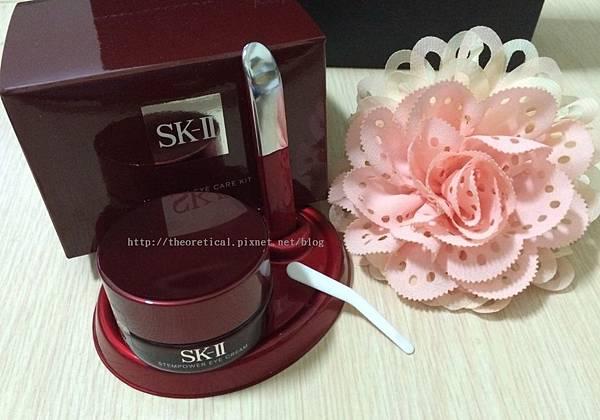 SK-ll 肌源新生賦活眼霜 青春磁力棒
