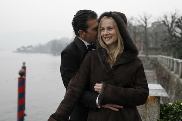 蘿拉與安東尼奧