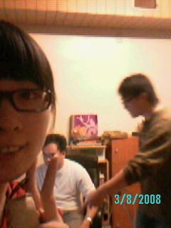 小必家玩Wii
