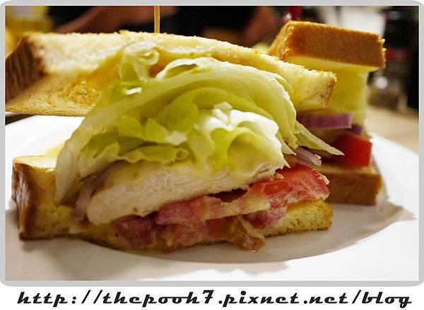 碳烤雞肉三明治 Grilled Chicken sandwich (3).jpg
