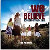 Jenny 2011 We Believe 封面