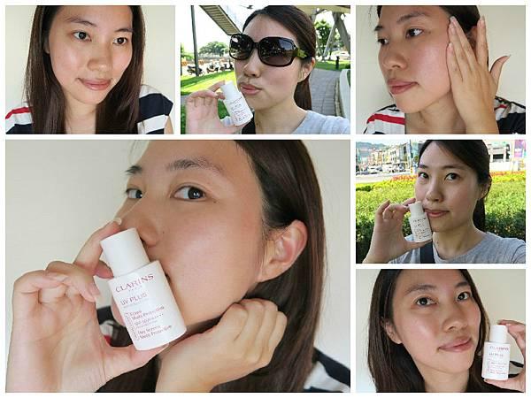 【防曬】克蘭詩 輕呼吸全效UV隔離露 開啟防曬新革命 守護肌膚第一道防線