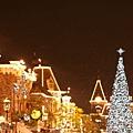 Disneyland美國小鎮大街
