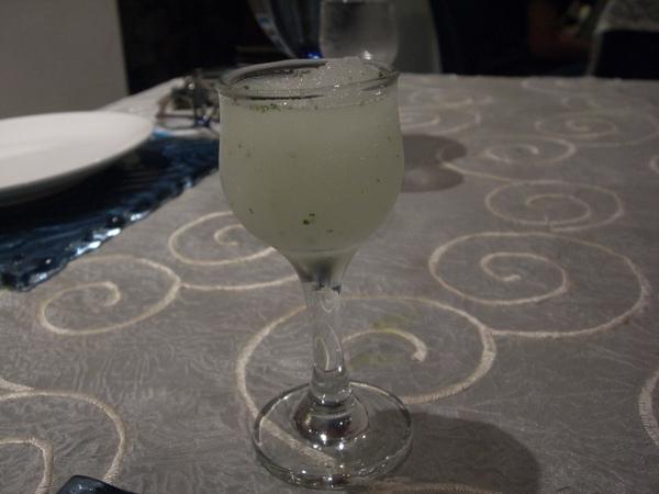 薄荷檸檬冰