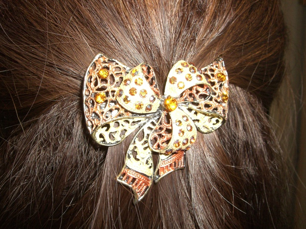 閃亮亮的髮夾