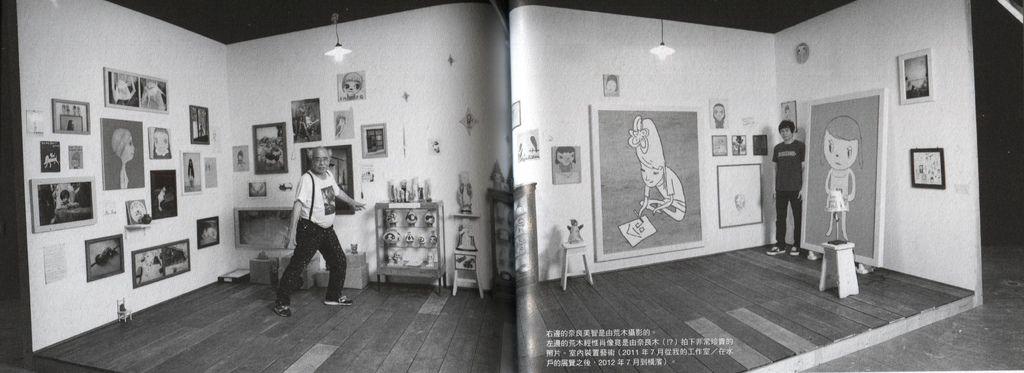 2011年7月の僕のスタジオから / 水戸での展示を経由して2012年7月の横浜へ