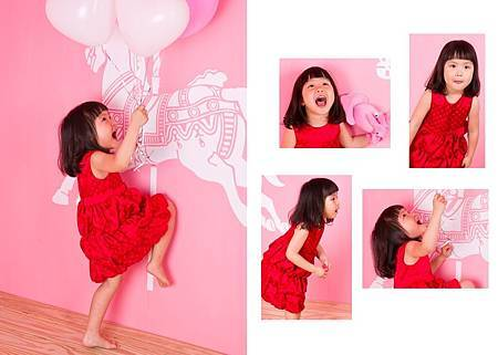成長寫真,天使皇后,攝影棚拍,小孩子拍照