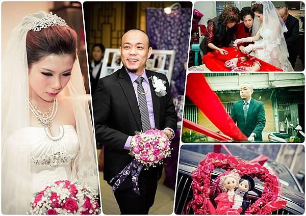 結婚儀式,婚禮禮俗,綁車頭彩,優質婚攝,