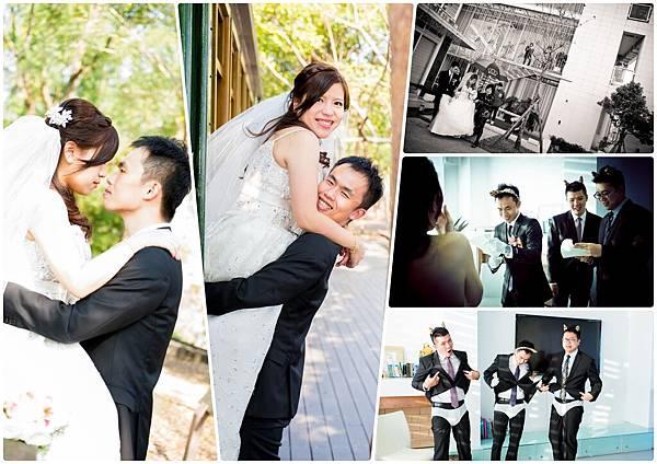婚禮紀錄,類婚紗,婚紗外拍,闖關遊戲,