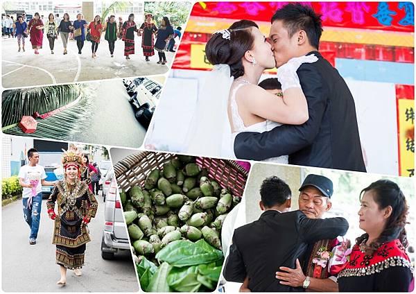 自然活潑風格weddingday推薦婚禮紀錄,浪漫溫馨