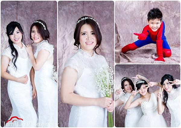 婚紗造型,全家福攝影,婚攝杰瑞,婚攝Jerry,客製化攝影,
