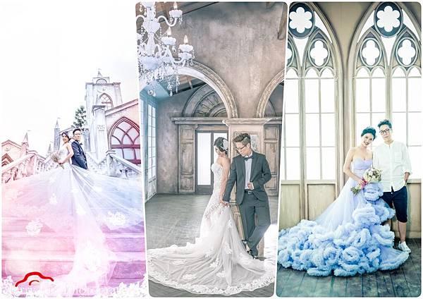 自助婚紗,婚紗攝影,DEAR婚紗基地,婚紗外拍,