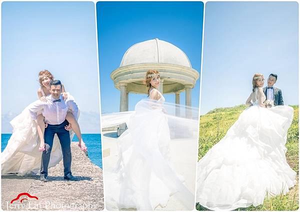 客製化婚紗,人像攝影,人像寫真,三貂角燈塔,
