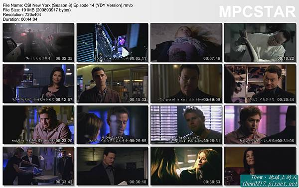 CSI New York (Season 8) Episode 14 (YDY Version)_20120404-22434026