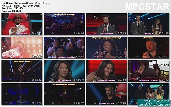 The Voice (Season 2) Ep.13_20120414-10262922