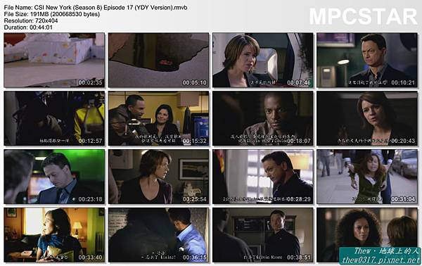 CSI New York (Season 8) Episode 17 (YDY Version)_20120508-19593485