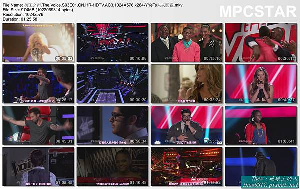 The Voice Season 3 Episode 1 Preview