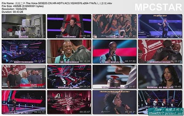 The Voice Season 3 Episode 3 Preview