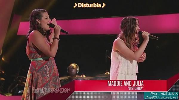 Maddie and Julia