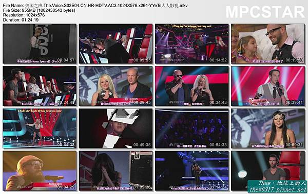 The Voice Season 3 Episode 4 Preview