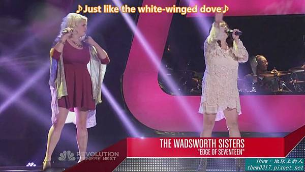 The Wadsworth Sisters