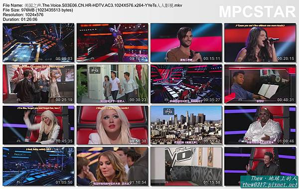 The Voice Season 3 Episode 6 Preview