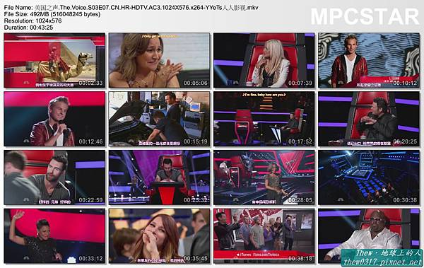 The Voice Season 3 Episode 7 Preview