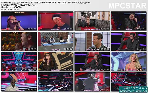 The Voice Season 3 Episode 8 Preview