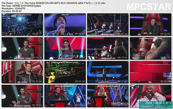The Voice Season 3 Episode 9 Preview