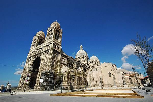 馬賽-海邊的清真寺