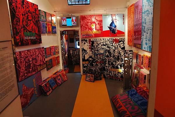 EZE village-有許多有趣的手工藝店
