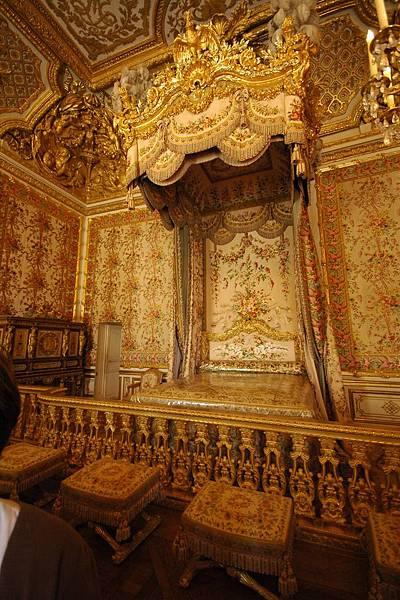 路易十六的龍床