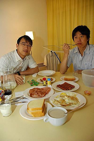 自己做早餐豐盛又實惠